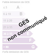 GES not communicated
