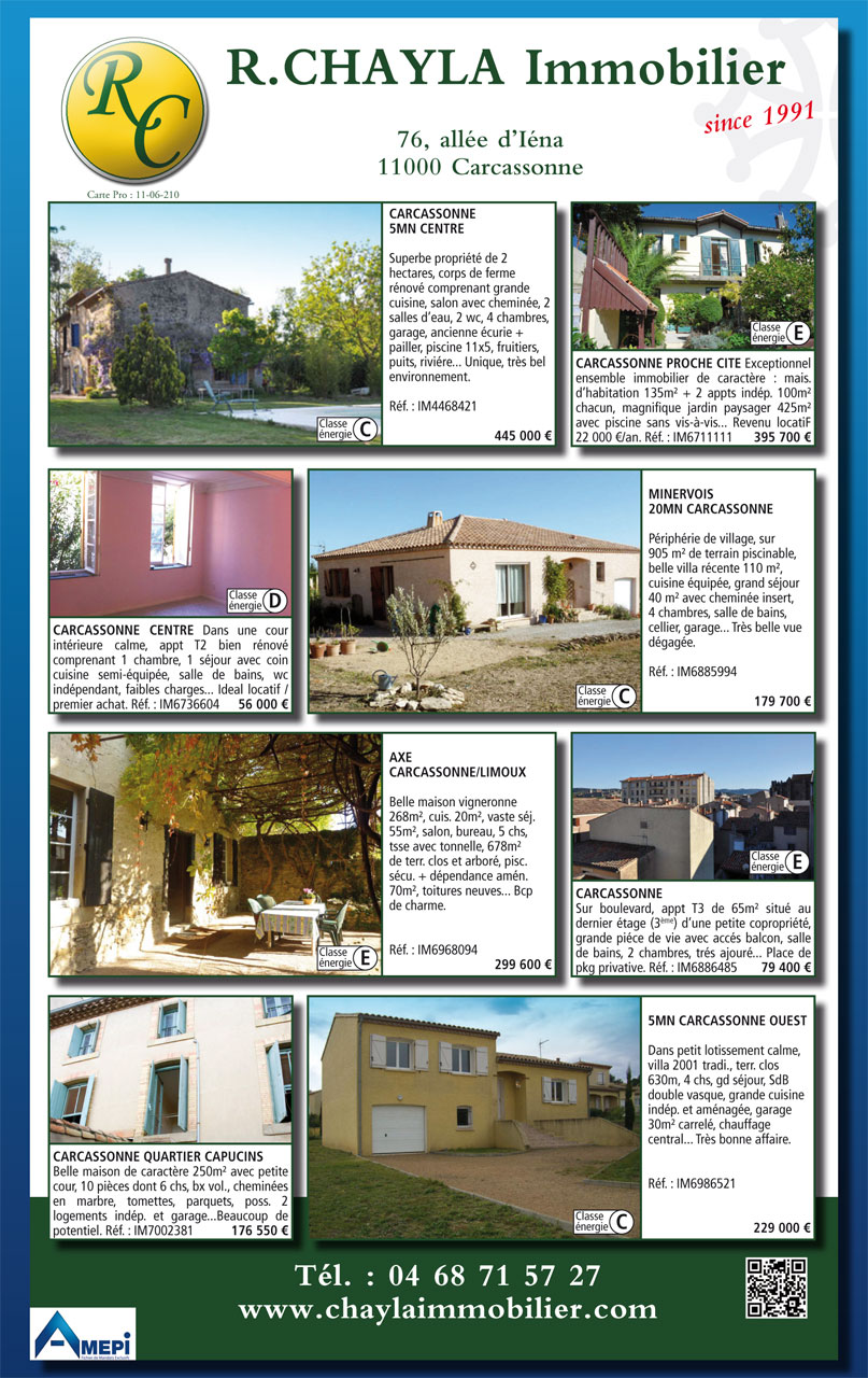 Advertisement Simply Languedoc Properties Properties For Sale In